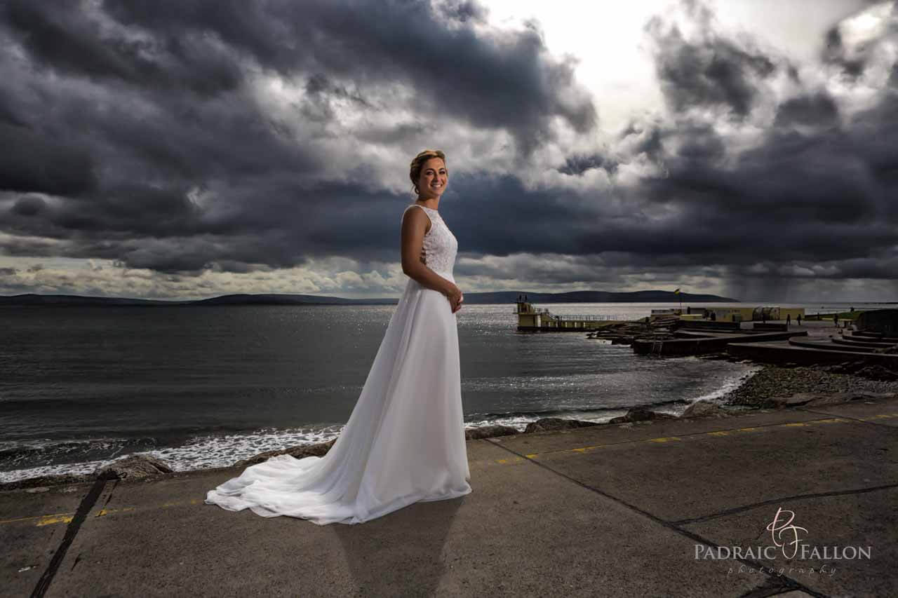 Blackrock wedding photography Galway