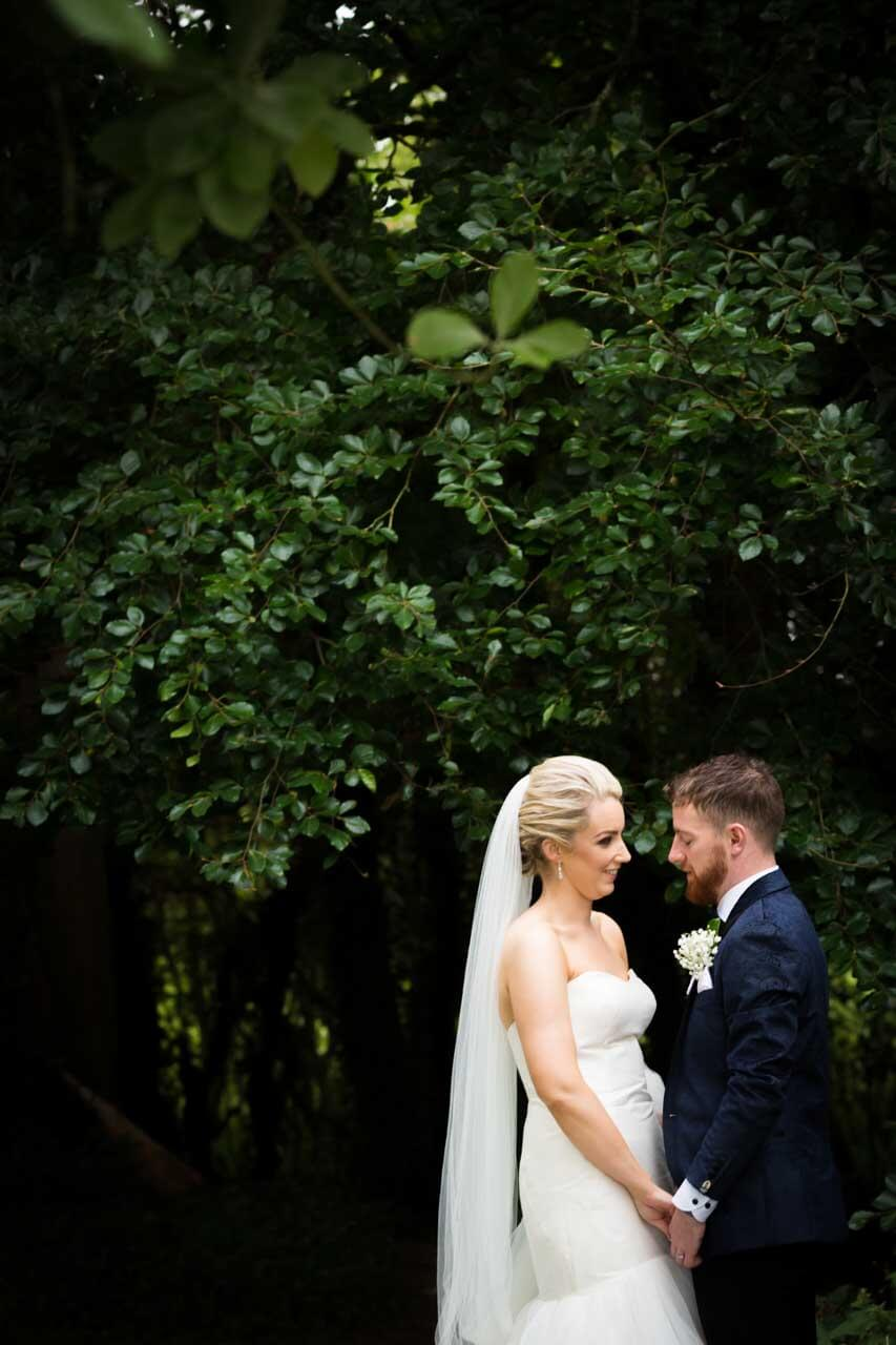 bridal wedding photographs