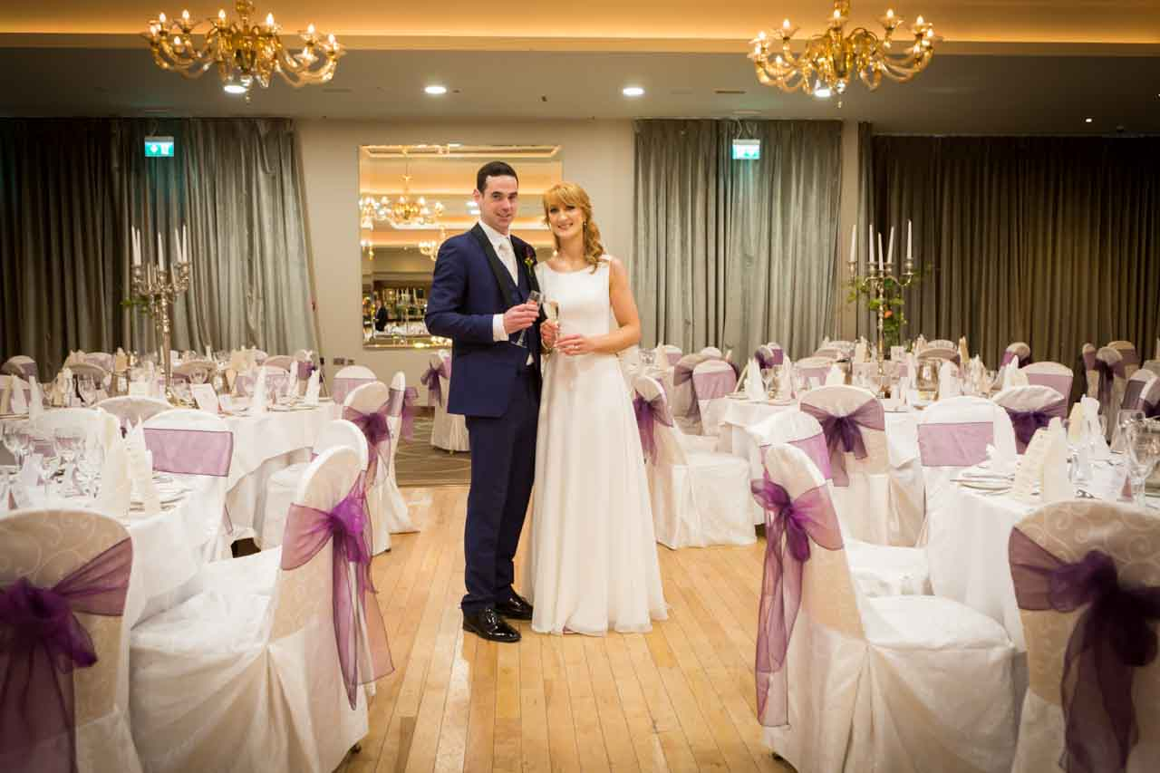 Loughrea Hotel and spa wedding photography