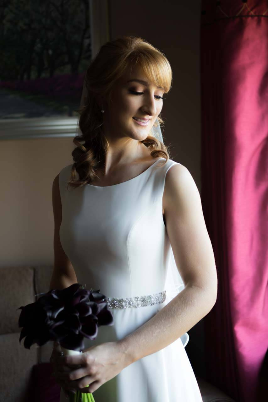 Bride photography Galway